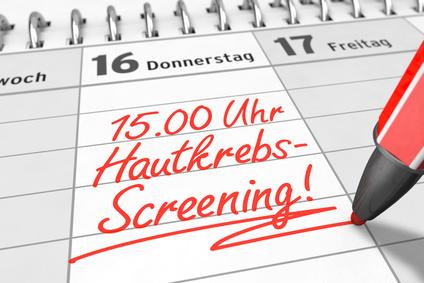Hautkrebs-Screening, schnell und schmerzlos